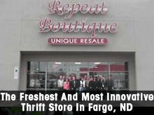 Thrift Shops - Fargo, ND - Repeat Boutique Unique Resale