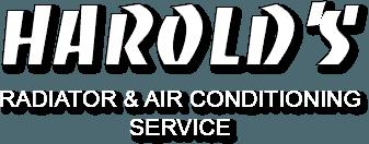 Harold's Radiator & A/C - logo