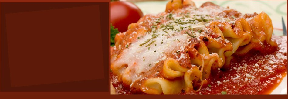 Pasta and Salads  | Mays Landing, NJ | Nino's Pizza Festival | 609-829-8002