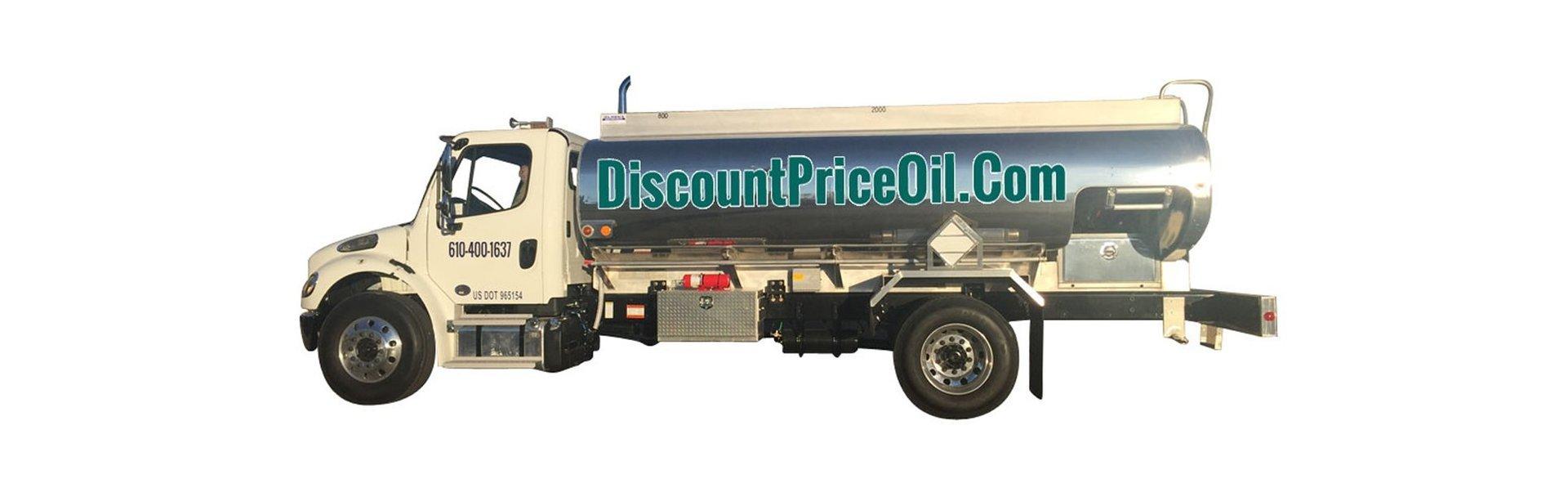 Discount Price Oil Truck
