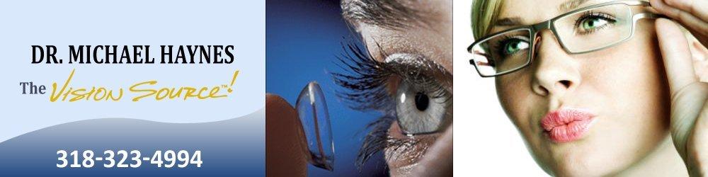 Optical Clinic - Monroe, LA - Dr. Michael Haynes The Vision Source