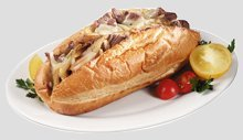 Steak Sandwich - Lancaster, PA - Captain Gus's Steak Shop
