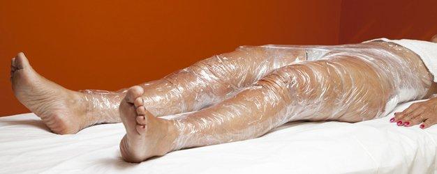 contouring body wrap