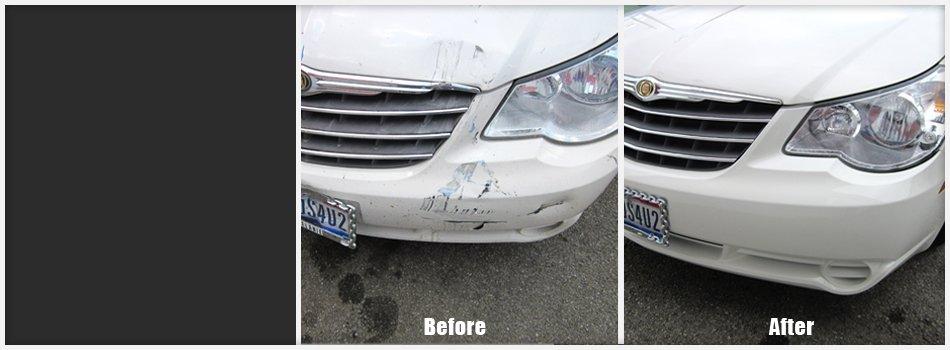 Collision Repair   Mansfield, OH   Franklin Body Shop   419-522-4203