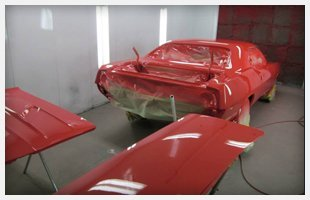 Custom Paint | Mansfield, OH | Franklin Body Shop | 419-522-4203