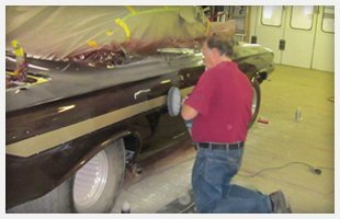 Restoration | Mansfield, OH | Franklin Body Shop | 419-522-4203