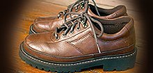 Leather Repair - Knoxville, TN - Pendergrass Family Shoe Repair - Leather Shoes