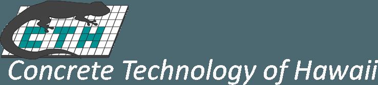 Concrete Technology of Hawaii Inc - Logo