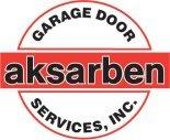 Aksarben Garage Door Services Inc - Logo