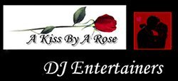 A Kiss By A Rose DJ's - Logo