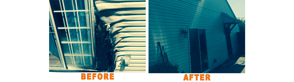 Before and After | Evansville, IN | C&J Electric & Construction | 812-431-3700