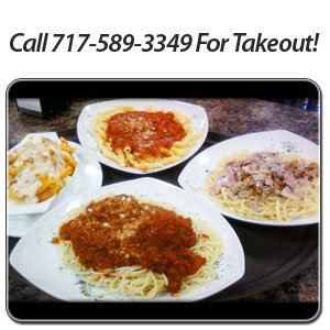 Pizza Takeout - Millerstown, PA - Jojo's O.I.P. & Cafe Dolce - Call 717-589-3349 For Takeout!