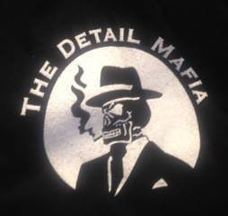 The Detail Mafia screen print