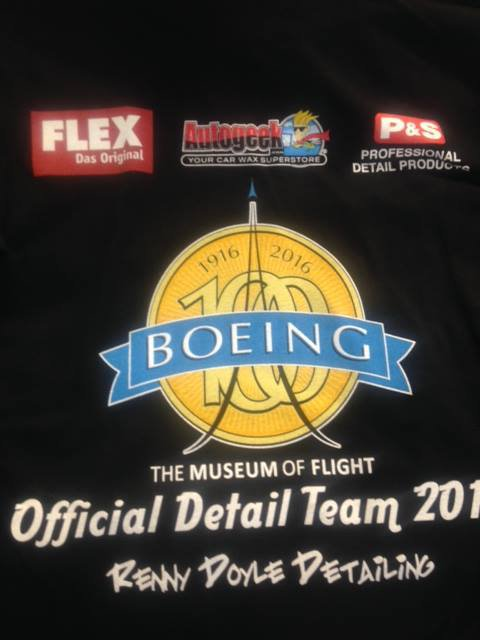 Boeing Museum of Flight Screen print