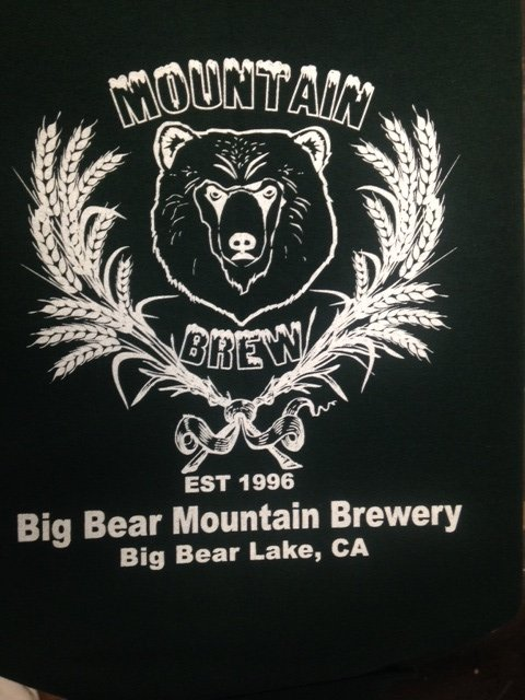 Mountain Brew Screen print