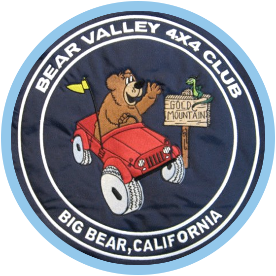 Bear Valley 4x4 Patch