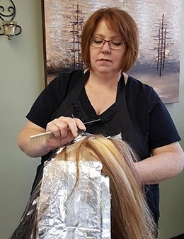 Hair Salon - Grass Lake, MI - KBS Hair Designs