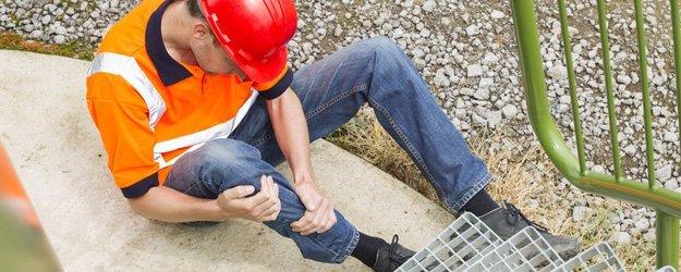 worker injured