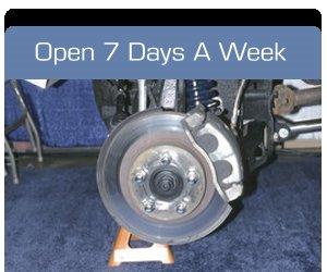 Auto Service - Westfield, NJ - Jax Auto Parts - Brake Rotors - Open 7 Days A Week