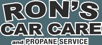 Ron's Car Care and Propane Service - Logo