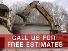 Demolition - Franklin, WI - Gerovac Wrecking LLC