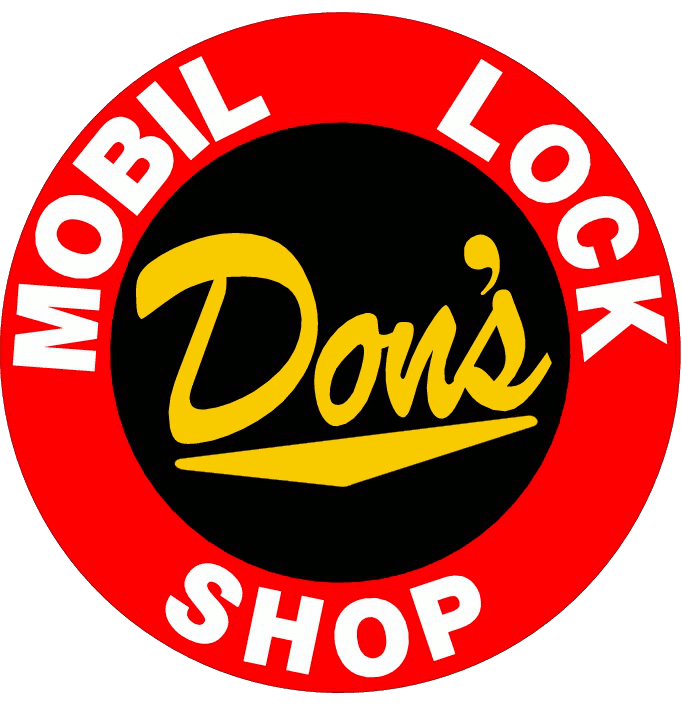 Don's Mobil Lock Shop - logo