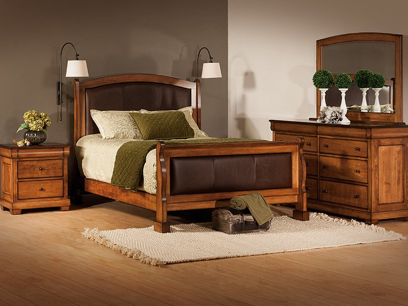 Find the Perfect Furniture for Your Home  Bedroom. Amish Country Heirlooms   Custom Furniture   Arthur  IL