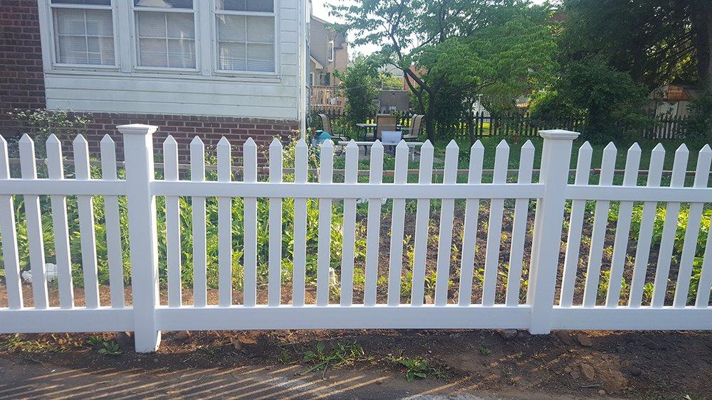 PVC fences