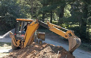 Road Construction   Crosslake, MN   Wannebo Excavating Inc   218-543-4544