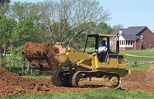 Earth moving   Crosslake, MN   Wannebo Excavating Inc   218-543-4544