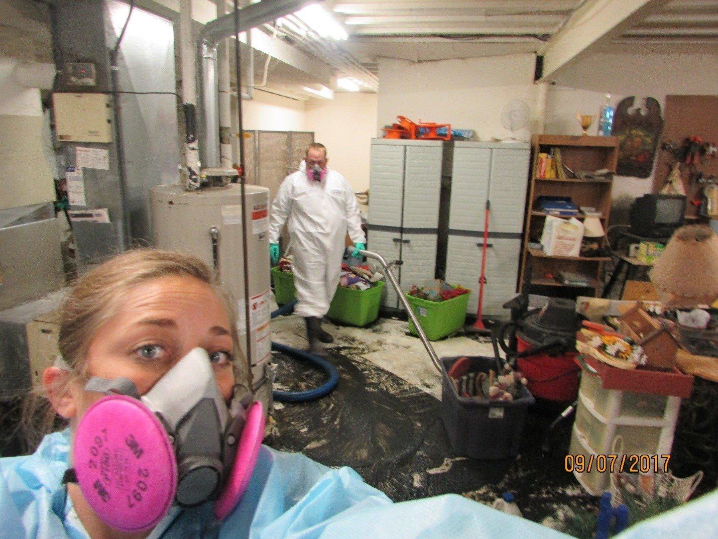 Flood Pros Disaster Restoration Services Gallery Machesney