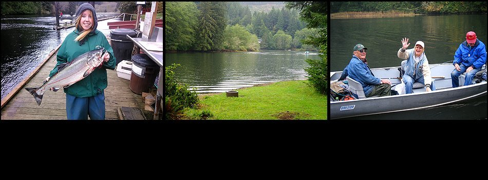 Fishing | Lincoln City, OR | Chinook Bend RV Resort | 541-996-2032