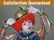 Clown Service - Steelton, PA - JIMBO the Clown