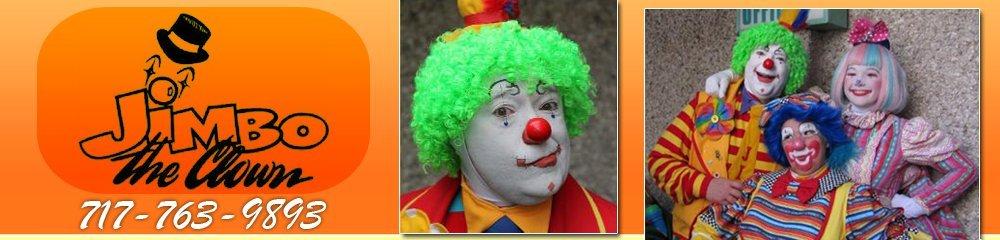 Clowns - Steelton, PA - JIMBO the Clown