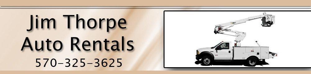 Auto Rentals Jim Thorpe, PA-Jim Thorpe Auto Rentals 570-325-3625