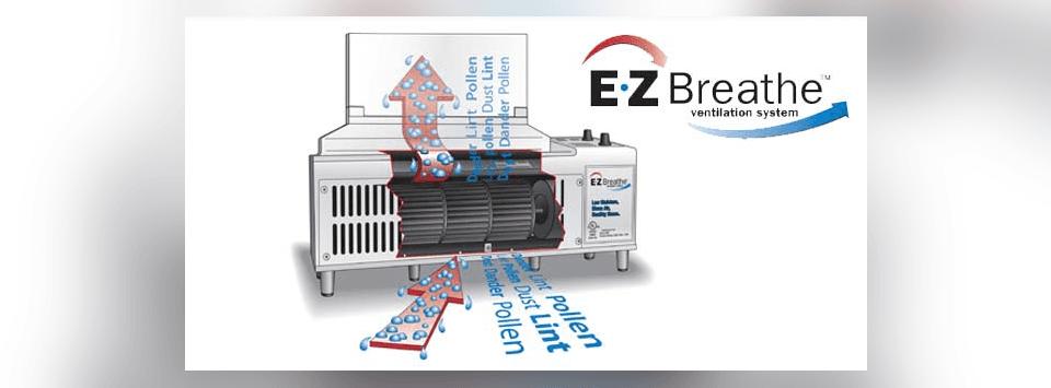EZ Breath ventilation system