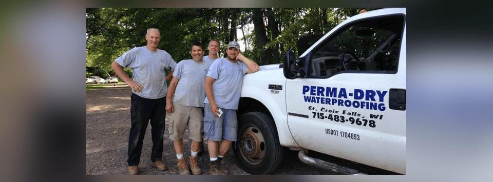 Perma-Dry Waterproofing Team