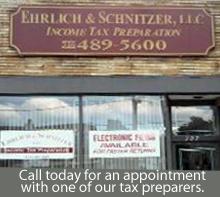Tax Preparation - Franklin Square, NY - Ehrlich & Schnitzer LLC