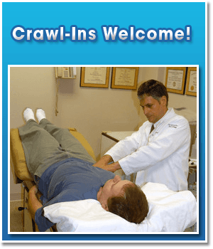 Chiropractic Clinic - Mount Vernon, IL - Mount Vernon Chiropractic Clinic - Chiropractic Care - Crawl-Ins Welcome!