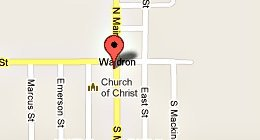 E. D. Rutledge Agency Inc. 104 South Main Street, Waldron, MI 49288