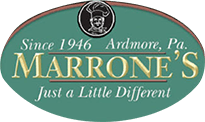 Marrone's Pizzeria - Logo