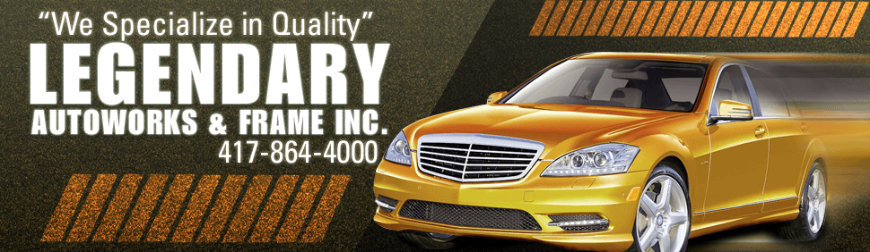 Springfield, MO  - Legendary Autoworks & Frame Inc. - Auto Body Shop