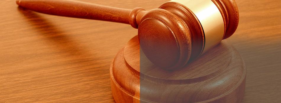 Attorney judging