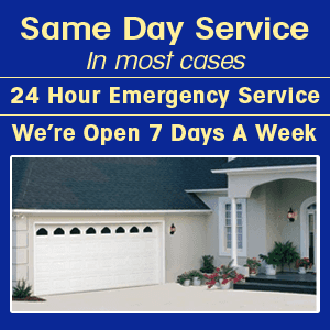 residential garage doors - Bossier City, LA - Twin City Overhead Door Inc