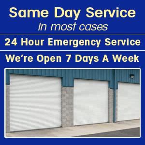commercial garge doors - Bossier City, LA - Twin City Overhead Door Inc