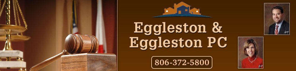 Estate Planning,Amarillo,TX -Eggleston & Eggleston PC, 8063725800