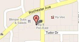 McDonald TJ Chiropractic Center  351 North 1st Avenue,  Iowa City, IA 52245