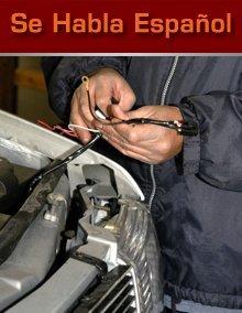 Auto Repair Services - Rancho Cucamonga, CA - Auto Center Electric