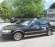 Taxi Cab Service - Downers Grove, IL - Alliance Taxi
