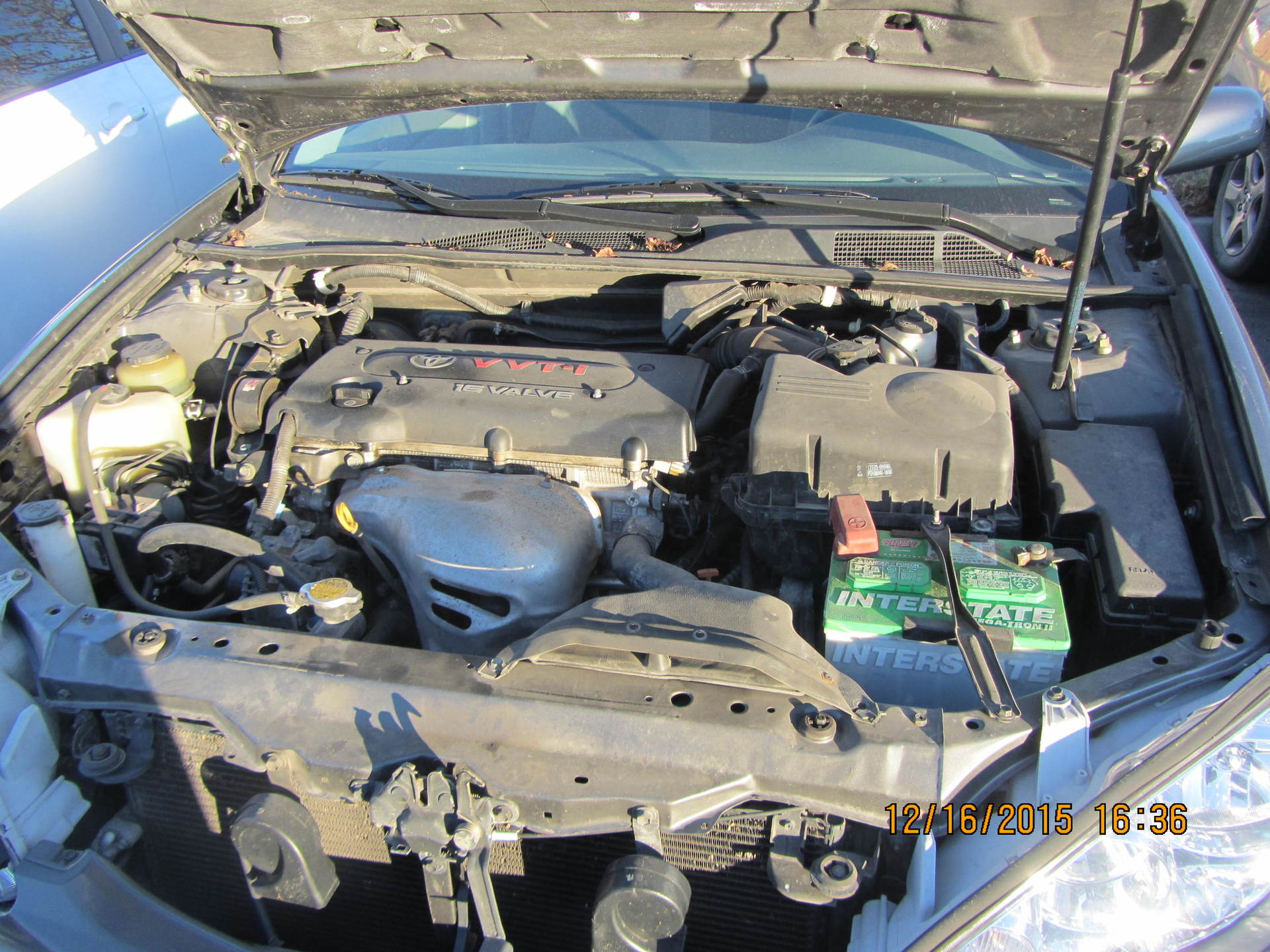 2005 Toyota Camry, LE, Gray